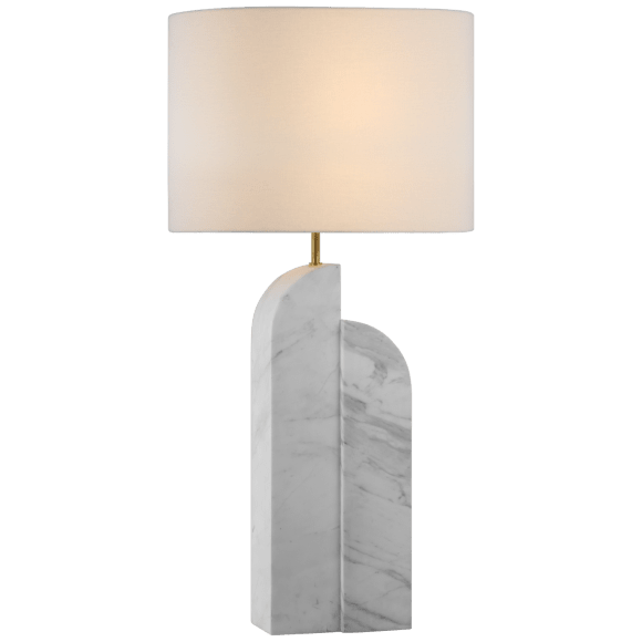 "<p><strong>Visual Comfort</strong></p><p>circalighting.com</p><p><strong>$1139.00</strong></p><p><a href=""https://www.circalighting.com/savoye-large-table-lamp-kw3931/"" rel=""nofollow noopener"" target=""_blank"" data-ylk=""slk:Shop Now"" class=""link rapid-noclick-resp"">Shop Now</a></p><p>Unleash your inner minimalist with the addition of a clean-lined, marble table lamp. </p>"