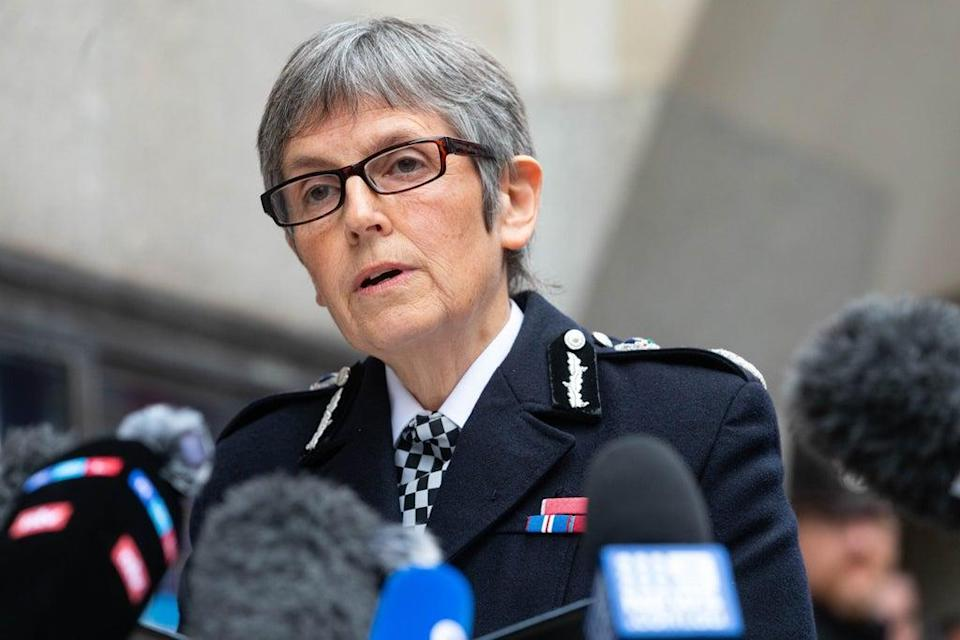 Dame Cressida Dick has called in an independent reviewer to look at culture and standards in the Metropolitan Police (David Parry/PA) (PA Wire)