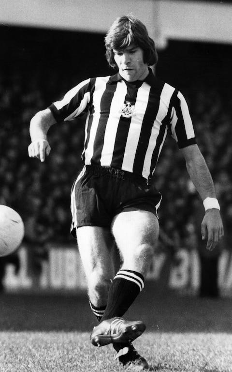 """As he celebrated the second of three goals on his home debut for Newcastle United against Liverpool, Malcolm Macdonald heard 50,000 Geordies singing his name to the tune of Jesus Christ Superstar and knew he had made the right decision to leave Luton Town, but he also remembered a promise made to his dying father. It was a song that became synonymous with the long-haired, side-burned Macdonald as he became one of English football's most feared centre-forwards. """"Supermac, Superstar, how many goals have you scored so far..."""" would ring around St James' Park during five prolific years on Tyneside before the England international returned to London with Arsenal in 1976. Macdonald, now aged 67 and struggling with the nagging pain of the knee injury that ended his career prematurely at the age of just 29, was one of the pin-up boys of the 70s era, a poacher with a burst of speed that, had he chosen a different path, could have made him an Olympic Sprinter. This weekend he will be a guest of honour as Newcastle take on Luton in the Third Round of the FA Cup. If Macdonald achieved fame at Newcastle, it was at Luton where he learned the most, inspired by a challenge thrown at him before his first game for the club. """"They called me Super Mouth when I signed for Newcastle because I said my target was to score 30 goals in my first season,"""" Macdonald explained. """"I turned up in a Rolls Royce, it wasn't mine, I'd been driven up by one of the directors from Luton, but it made an impression, that's for sure. Credit: CENTRAL PRESS """"I can remember one of the members of the press, the late Bob Cass, piping up, 'That's the first time I've seen a player turn up in his signing-on fee'. """"They weren't sure about me. I'd turned up in this flash car and when they asked what my target was for the season, I said I wanted to score 30 goals. """"The next day the papers were full of stories saying who do you think you are? This young kid from Luton who had never played in the big league before, claim"""