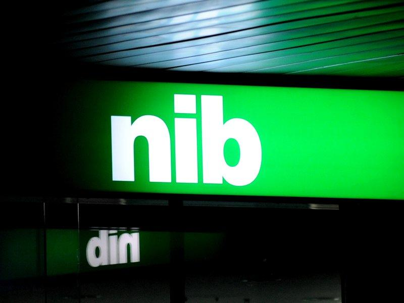 Nib shares fall after profit slide