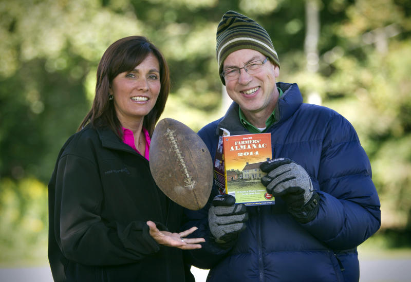 Farmers' Almanac: Super Bowl may be 'Storm Bowl'