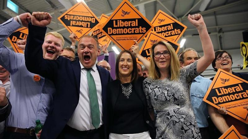 Boris Johnson's majority cut to one seat after Liberal Democrats win UK by-election