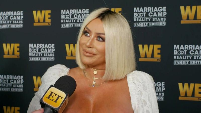Aubrey O'Day Wants to Be on a Celebrity Edition of TLC's '90 Day Fiance' (Exclusive)