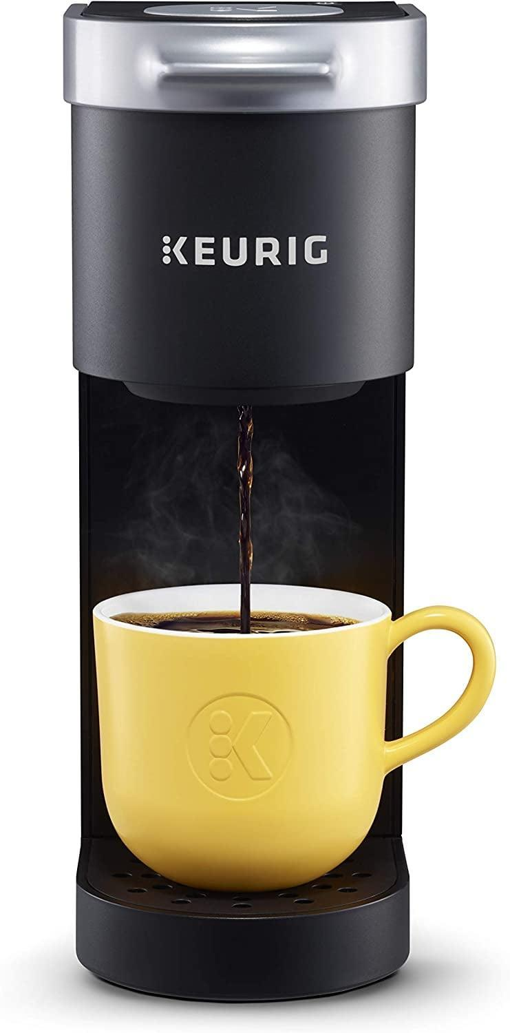 <p>You can't go wrong with the dependable and efficient <span>Keurig K-Mini Coffee Maker, Single Serve K-Cup Pod Coffee Brewer</span> ($70). If she's constantly on-the-go, she'll appreciate the efficiency of this!</p>