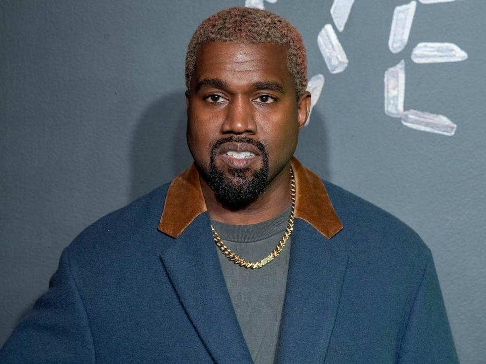 Kanye West is a musician.