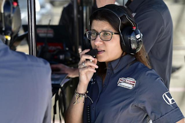 Schmidt Peterson Motorsport's star Le Mans-winning engineer signing Leena Gade has split with the team after just five IndyCar races, Autosport has learned