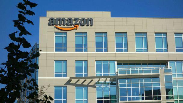 PHOTO: Amazon corporate office building in Sunnyvale, Calif. (Lisa Werner/Moment Editorial/Getty Images)