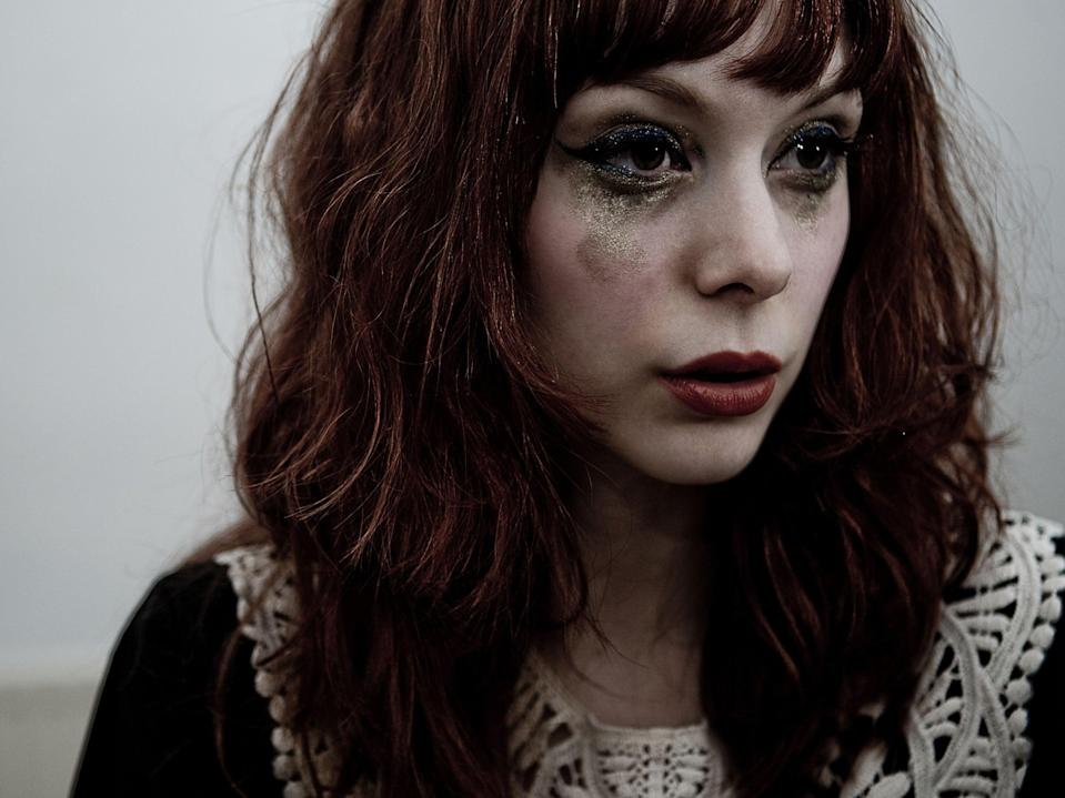 'Literally at the moment he would have died, I was doing the guitar for the track' – Grief is a tangible thing on the new album from The Anchoress (Roberto Foddai)