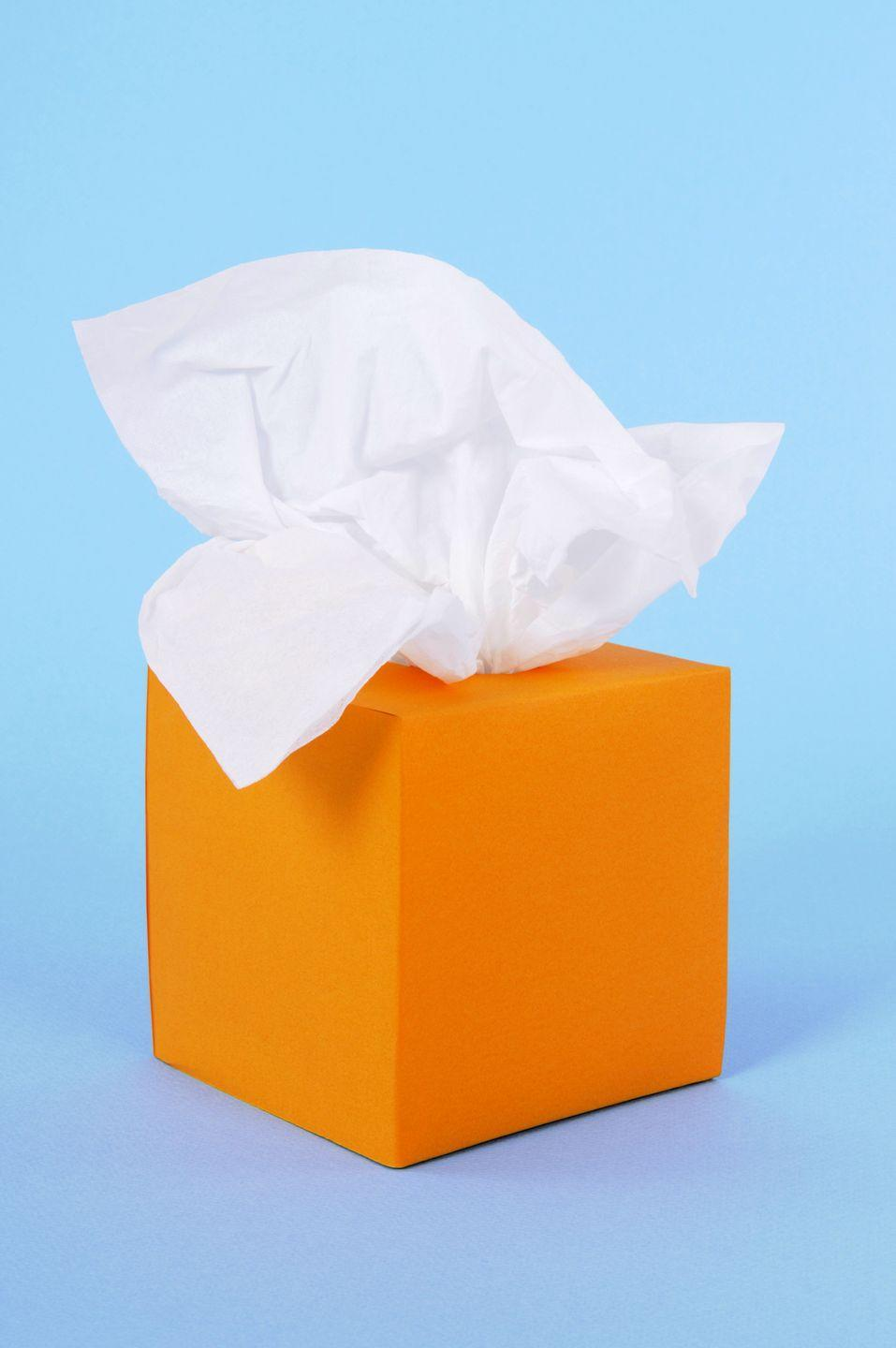 """<p>Getting a sudden urge to sneeze as the trees bloom? When pollen gets released by an offending plant and makes its way into your nose, your immune system tells your brain to eject it by force. </p><p>If you're not sure whether you're dealing with <a href=""""https://www.prevention.com/health/a34106117/covid-19-vs-fall-allergies/"""" rel=""""nofollow noopener"""" target=""""_blank"""" data-ylk=""""slk:allergies or a cold, flu, or COVID-19"""" class=""""link rapid-noclick-resp"""">allergies or a cold, flu, or COVID-19</a>, know this: If it's allergies, you won't have a fever or feel the aches and extreme exhaustion that come with a virus, says Dr. Hui. (That said, <a href=""""https://acaai.org/allergies/allergy-symptoms/fatigue"""" rel=""""nofollow noopener"""" target=""""_blank"""" data-ylk=""""slk:allergies can make you feel a bit tired"""" class=""""link rapid-noclick-resp"""">allergies can make you feel a bit tired</a> if your symptoms start to disturb your sleep.) <br></p>"""
