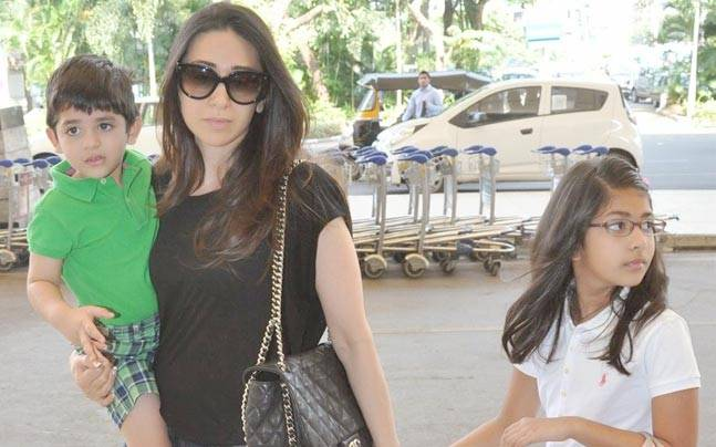 Karishma Kapoor: She is the proud mother of a son and a daughter. Karishma balances her work life (she is very much in demand as a brand ambassador) and parenthood perfectly.