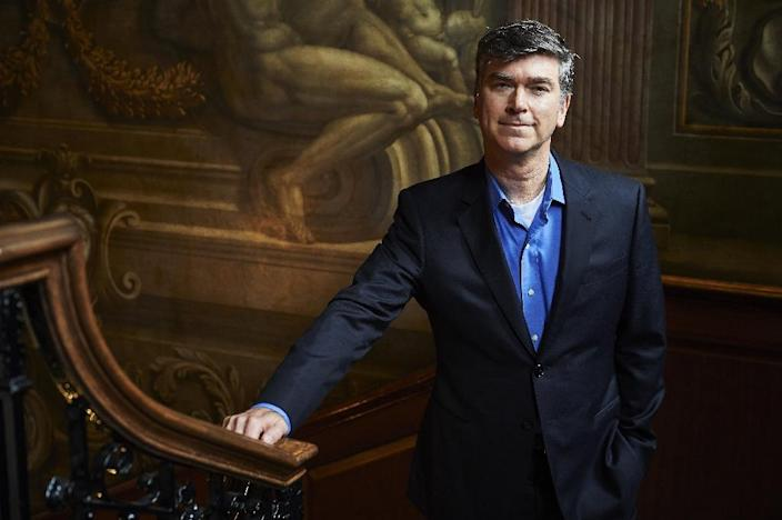 Christopher Marinello, CEO of Art Recovery Group, has become a behind-the-scenes force in the international art world after securing the return of art looted by the Nazis to the descendents of its original Jewish owners (AFP Photo/Niklas Halle'n )