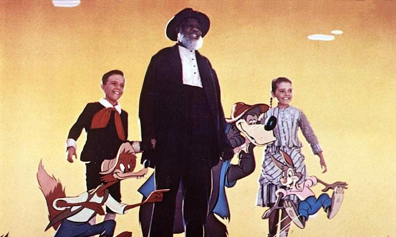Disney's 1946 film Song of the South won't appear on Disney+.
