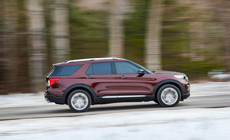 The 2020 Ford Explorer Undergoes Its Biggest Changes in a Decade