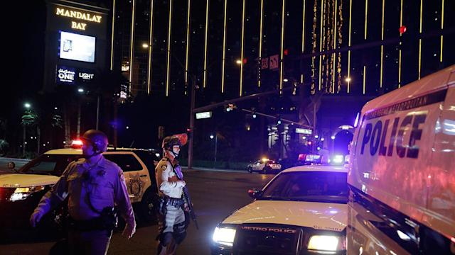 At least 58 people were killed and 515 hospitalized at a country music festival in Las Vegas — during what is now considered the deadliest mass shooting in modern U.S. history.
