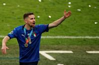 Jorginho and Italy were the standout team at Euro 2020 from beginning to end