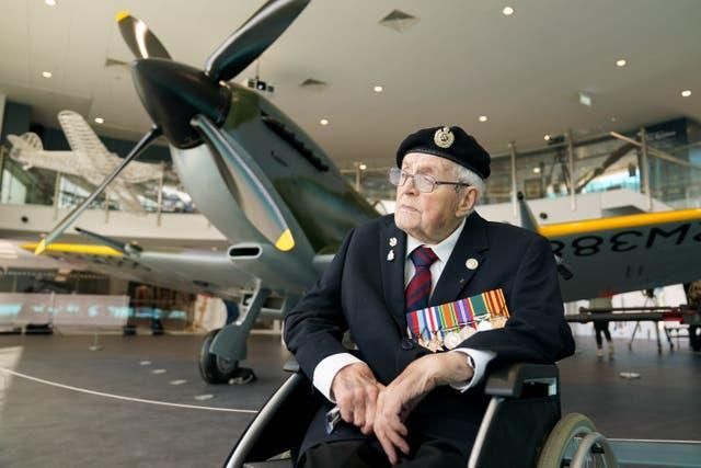 Spitfire unveiled at Potteries Museum
