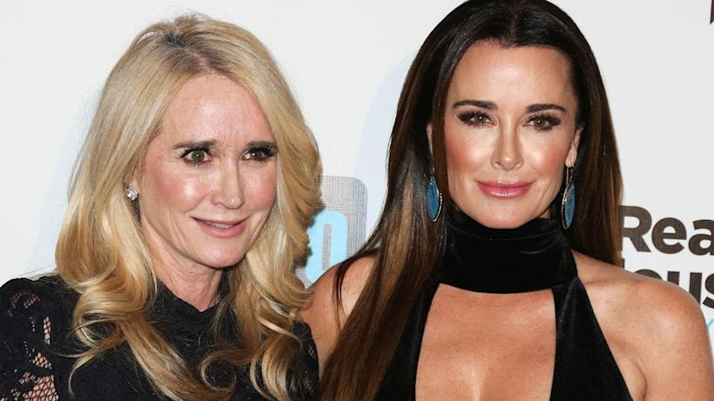 Kyle Richards Explains Why Kim Richards Won't Be on 'Real Housewives of Beverly Hills' Season 8 (Exclusive)