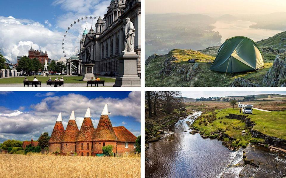 holidays in britain - Getty