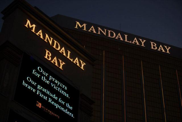 Ammo dealer didn't spot anything suspicious about Vegas gunman: lawyer