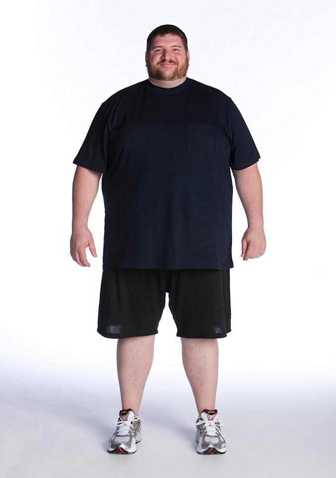 "Rudy Pauls competes on the eighth season of <a href=""/biggest-loser/show/37103"">""The Biggest Loser.""</a>"