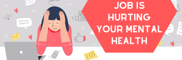 18 'Red Flags' Your Job Is Hurting Your Mental Health