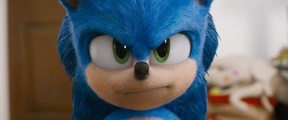 Serious Sonic.