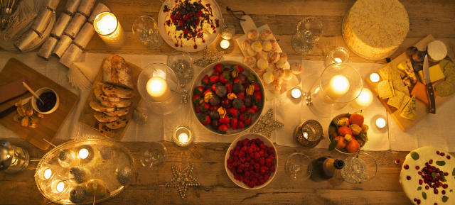 How to eat clean over the holidays. (Photo: Getty Images)