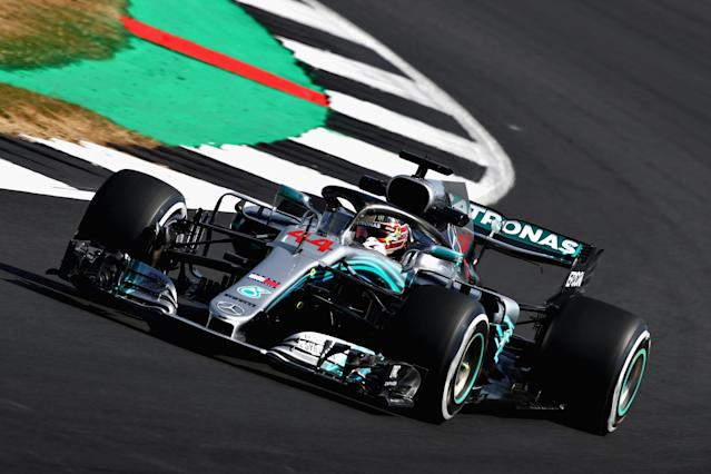 F1 British Grand Prix 2018: LIVE results, standings