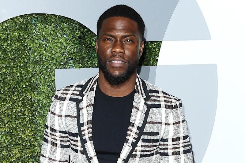 Dwayne Johnson, Bryan Cranston, and more show support for Kevin Hart following car accident