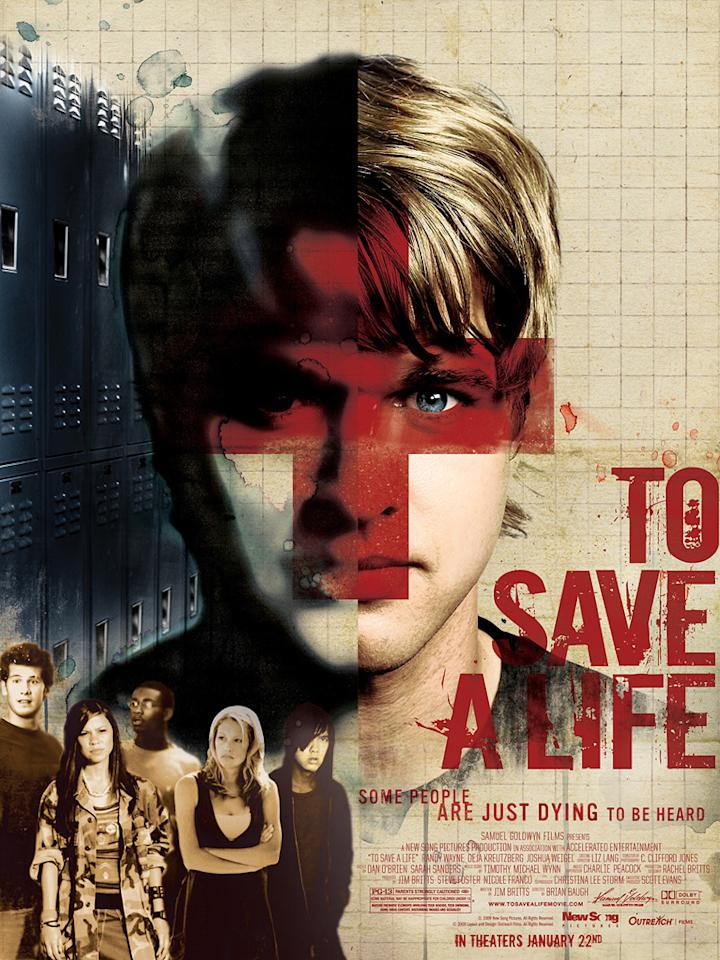 "Samuel Goldwyn Films' <a href=""http://movies.yahoo.com/movie/1810053309/info"">To Save a Life</a> - 2010"