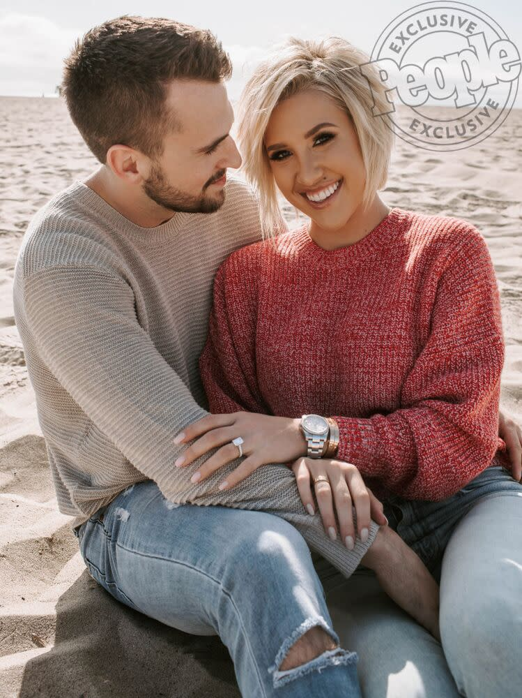 Nic Kerdiles and Savannah Chrisley | Courtesy Nicole Balsamo