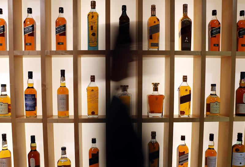 carbon dating whisky