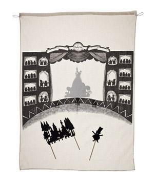 "<div class=""caption-credit""> Photo by: Jens Mortensen</div><b>Shadow Puppet Theater</b> <p> If Lemony Snicket came for a holiday visit, he would bring this. <br> <br> <b>To buy:</b> $40, <a href=""http://store.imaginechildhood.com/shadowpuppettheater.aspx"" rel=""nofollow noopener"" target=""_blank"" data-ylk=""slk:store.imaginechildhood.com"" class=""link rapid-noclick-resp"">store.imaginechildhood.com</a>. </p>"