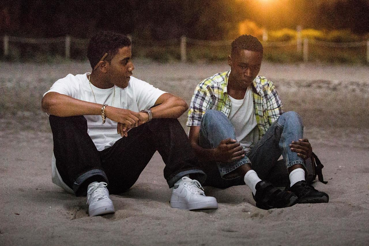 """The <i><a href=""""https://ew.com/creative-work/moonlight/"""">Moonlight</a></i><i></i>cast proved to be a perfect team with seamless chemistry. But how much cooler is it that they've all also gone on to do amazing things after starring in the Oscar-winning film? Scroll through to see what they're up to now."""