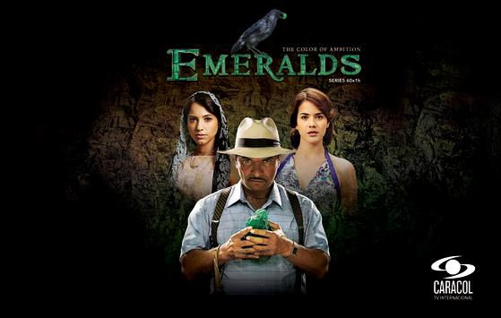 Caracol TV Banks on Emerald Show