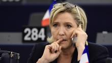 EU parliament orders Le Pen group to reimburse over 500,000 euros