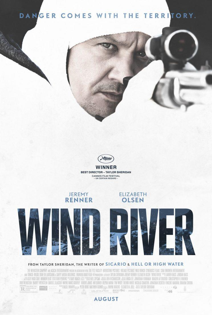 'Wind River' poster