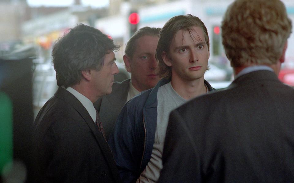 A number of future stars made appearances, including David Tennant - UKTV