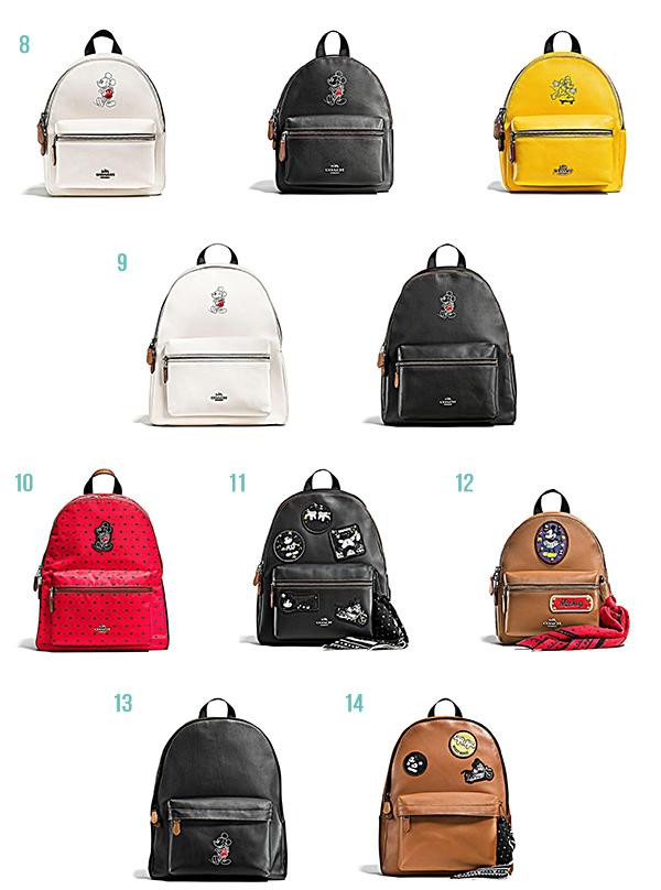 c8782b3c03b9 You Must Not Miss the Disney X Coach Outlet Limited Edition Collection