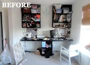 <p>The disorganization and lack of style in this space made it the last place that drew inspiration for this blogger.</p>
