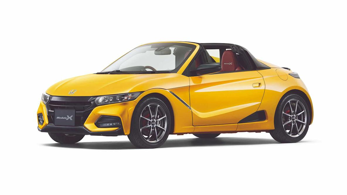 2020 Honda S660 Review and Release date