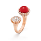 "<p><strong>Van Cleef & Arpels</strong></p><p>vancleefarpels.com</p><p><a href=""https://go.redirectingat.com?id=74968X1596630&url=https%3A%2F%2Fwww.vancleefarpels.com%2Fca%2Fen%2Fcollections%2Fjewelry%2Fperlee%2Fvcaro9sv00---perlee-couleurs-between-the-finger-ring.html&sref=https%3A%2F%2Fwww.elledecor.com%2Fshopping%2Fhome-accessories%2Fg35334590%2Flunar-new-year-gift-ideas-2021%2F"" rel=""nofollow noopener"" target=""_blank"" data-ylk=""slk:Shop Now"" class=""link rapid-noclick-resp"">Shop Now</a></p><p>This rose gold, carnelian, and diamond ring is a powerful statement piece for the year ahead.</p>"