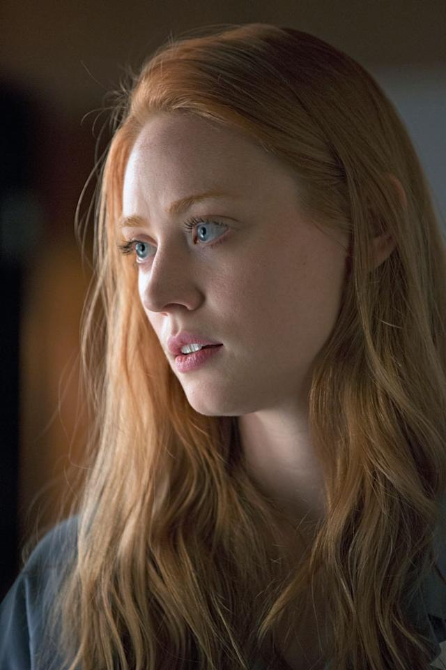 "Deborah Ann Woll in the ""True Blood"" Season 6 episode, ""In the Evening."""
