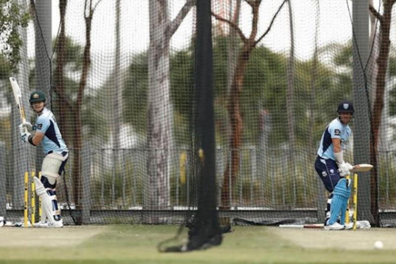 IPL 2020: 'Great to be Back at it,' Says David Warner Sharing Pic from Nets