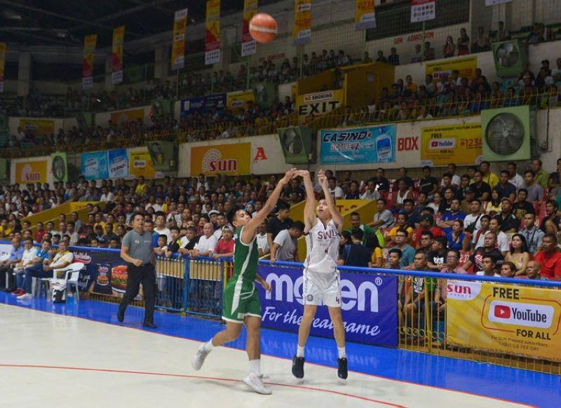 Cobras expect dogfight vs UV in Cesafi Finals