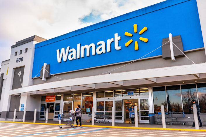 "Stock up on school supplies with <a href=""https://fave.co/2X7PDP2"" rel=""nofollow noopener"" target=""_blank"" data-ylk=""slk:Walmart's back-to-school sale"" class=""link rapid-noclick-resp"">Walmart's back-to-school sale</a>. (Photo: Andrei Stanescu via Getty Images)"