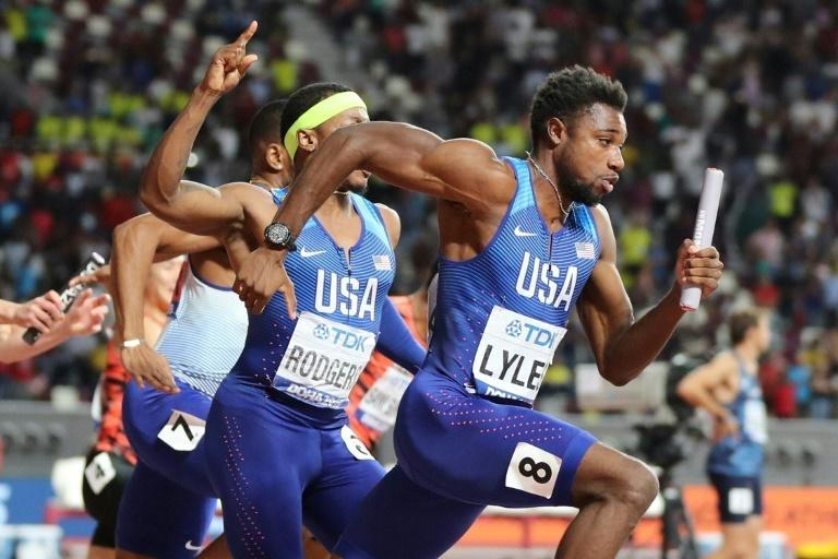 "US sprinter Noah Lyles said he is struggling with a ""perfect storm"" of psychological concerns"