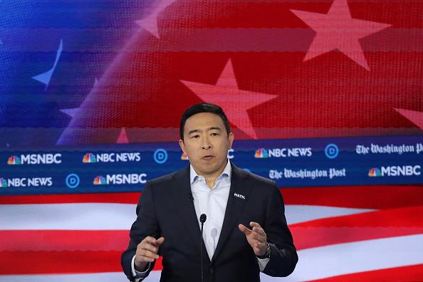 MSNBC Has Corrected Reporting on Andrew Yang, So Why Is He Still Snubbing the Network?