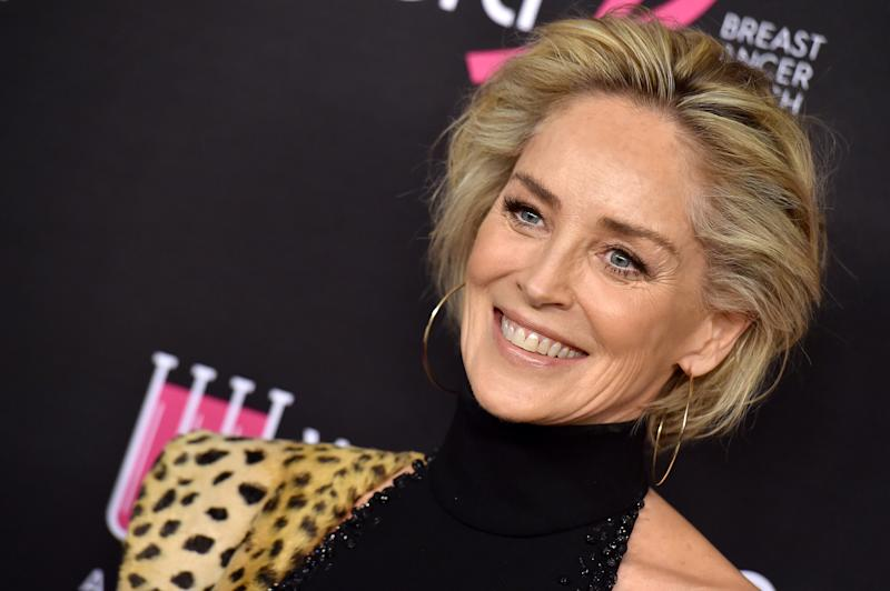 BEVERLY HILLS, CALIFORNIA - FEBRUARY 28: Sharon Stone attends The Women's Cancer Research Fund's An Unforgettable Evening Benefit Gala at the Beverly Wilshire Four Seasons Hotel on February 28, 2019 in Beverly Hills, California. (Photo by Axelle/Bauer-Griffin/FilmMagic)