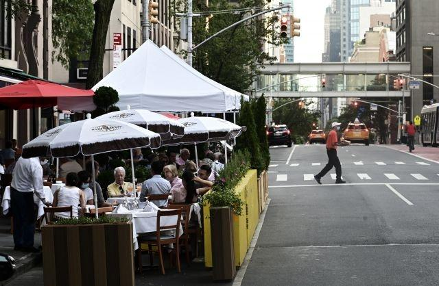 Facing a crisis, New York hopes to reinvent itself again